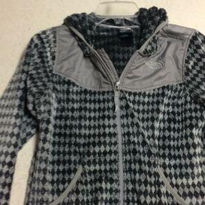 North face girls 14/16 osito jacket
